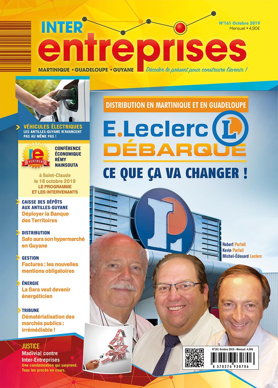 Magazine Interentreprises Octobre 2019 – N°161