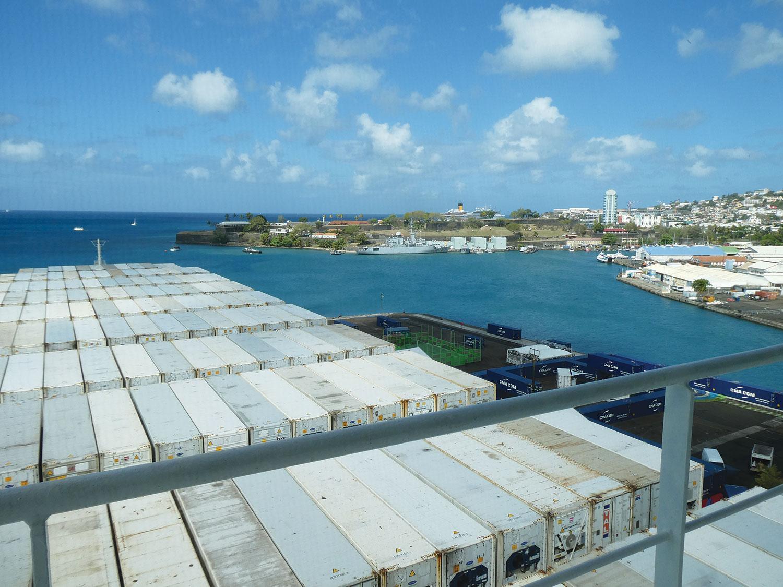 Transport maritime : report de la baisse des émissions
