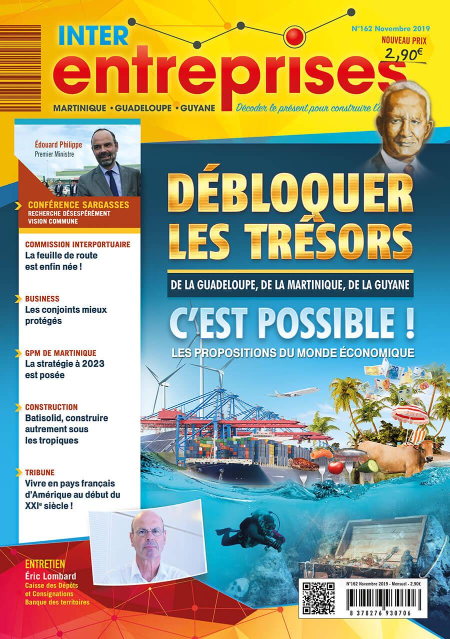 Magazine Interentreprises Novembre 2019 – N°162