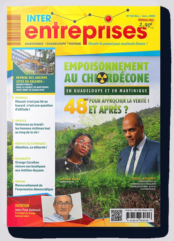 Magazine Interentreprises Décembre 2019 – N°163