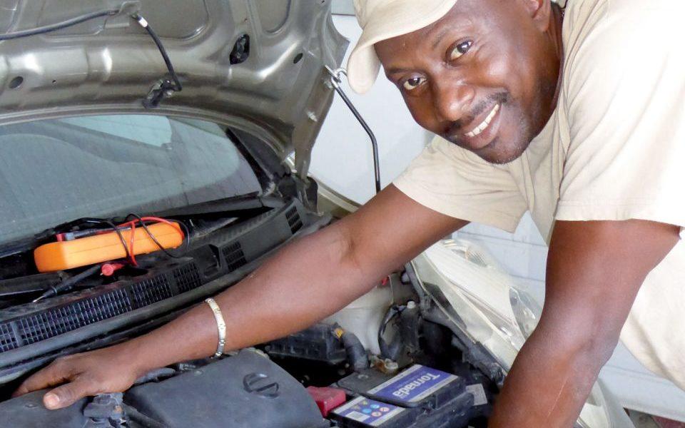Mécanique en Guyane