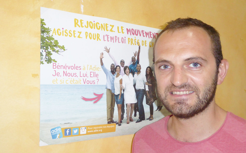 Financement. Trois questions à Jérome Trinelle, représentant Antilles-Guyane de l'Adie