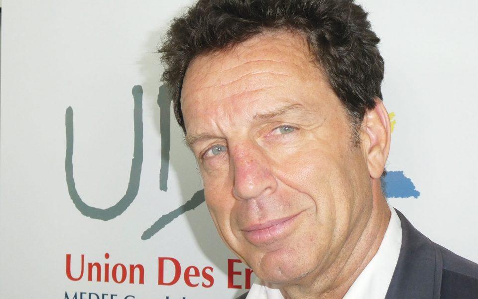 """Geoffroy Roux de Bézieux : """"Être en prise directe avec les territoires"""""""