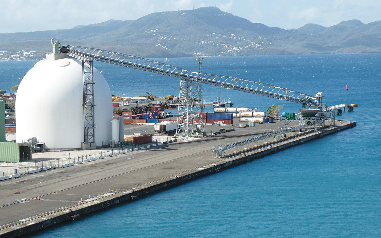 Grand port maritime la Martinique pose sa stratégie à 2023