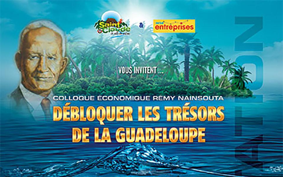 Colloque économique Rémy Nainsouta : c'est possible de débloquer les trésors des territoires !