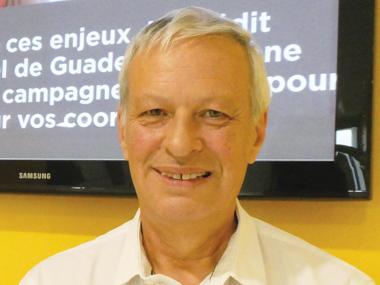 """Bruno Breville : """"Créa-Sol aide à l'employabilité !"""""""