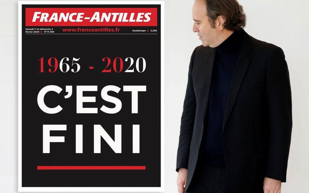 France-Antilles/Guyane : …et Xavier Niel débarqua !