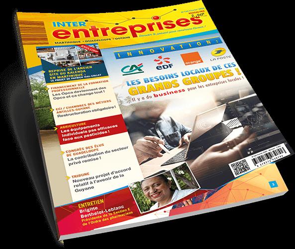 Magazine Interentreprises Février 2020 – N°164