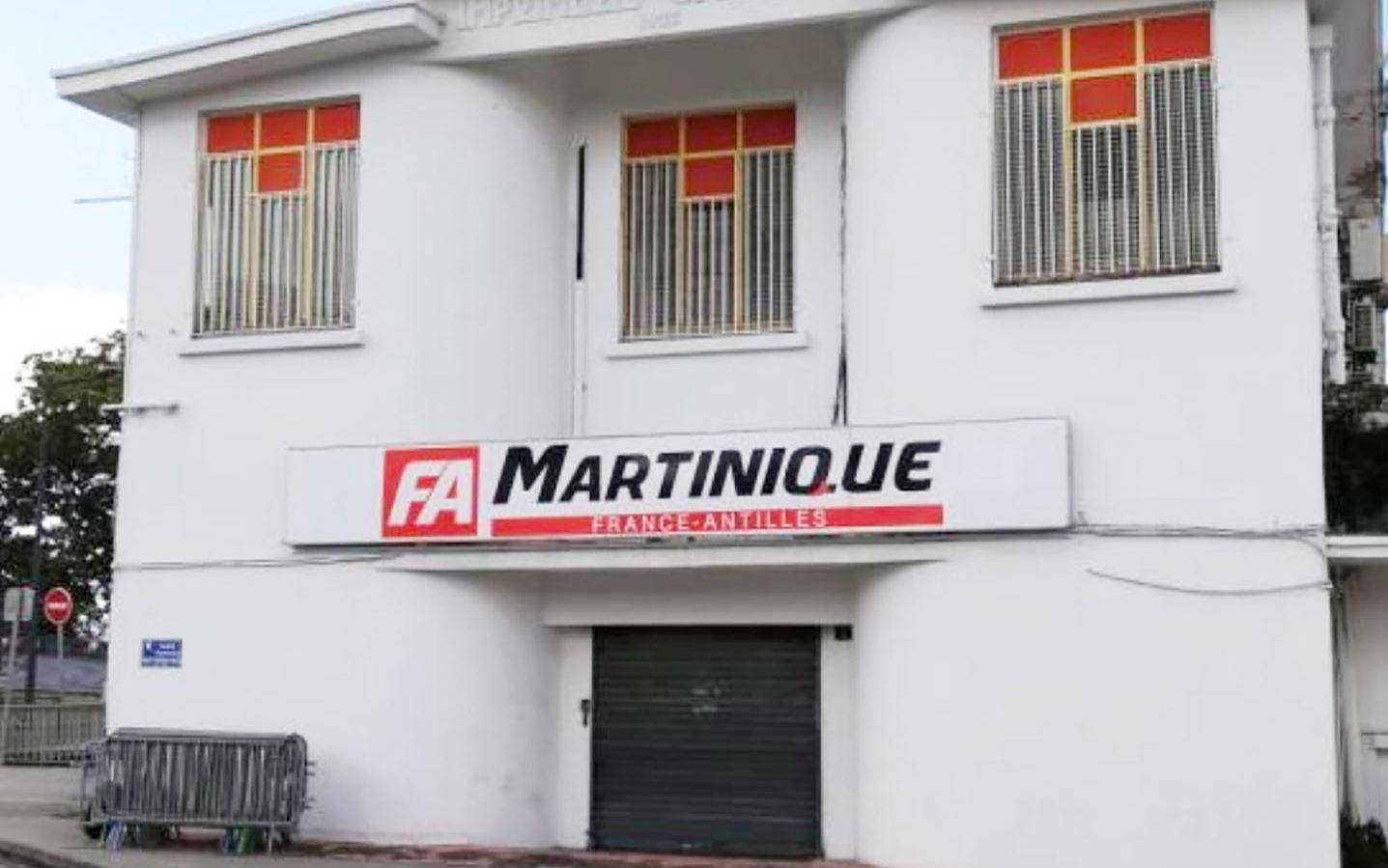 Reprise de France-Antilles & France-Guyane : NJJ Presse a déposé son offre