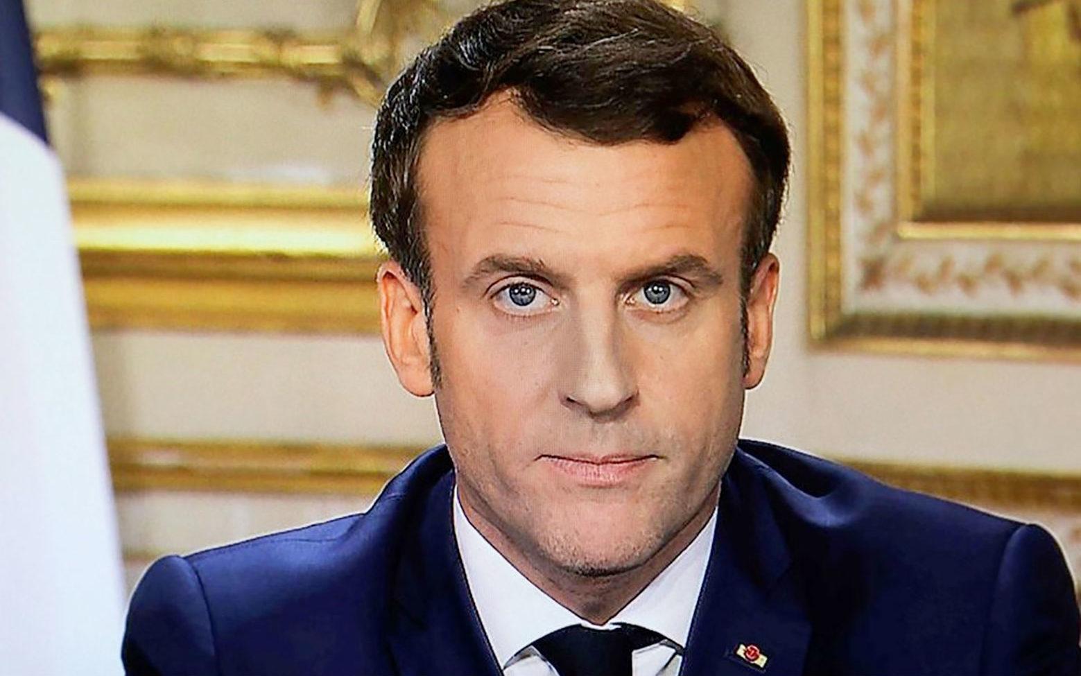 Coronavirus : Emmanuel Macron annonce le changement de modèle
