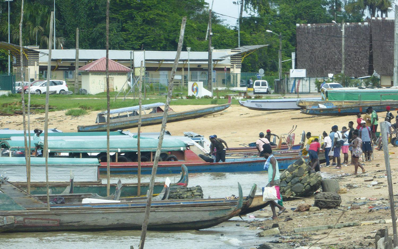 Ouest guyanais : la lumière crue de l'Iédom