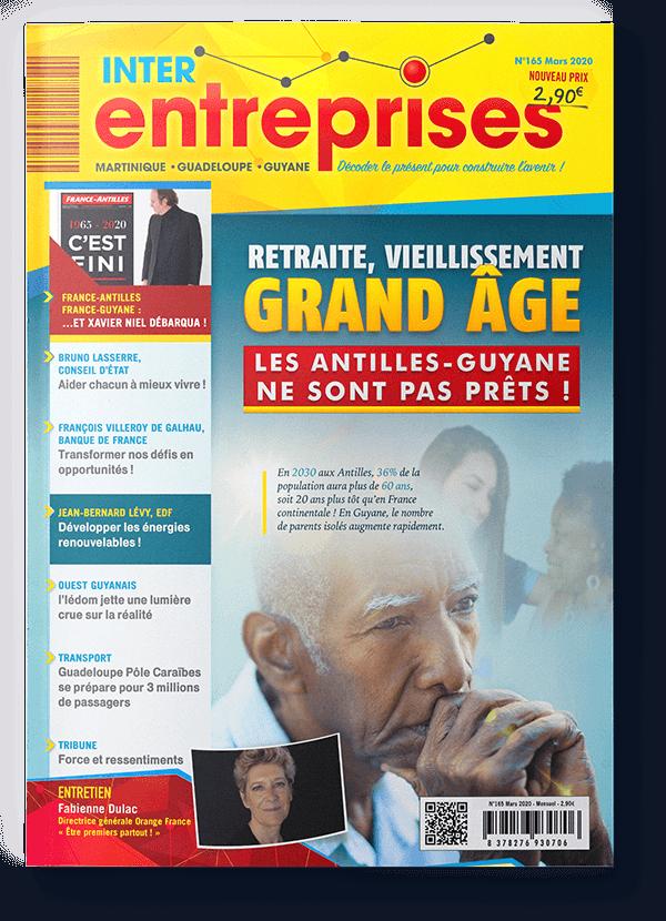 Magazine Interentreprises Mars 2020 – N°165