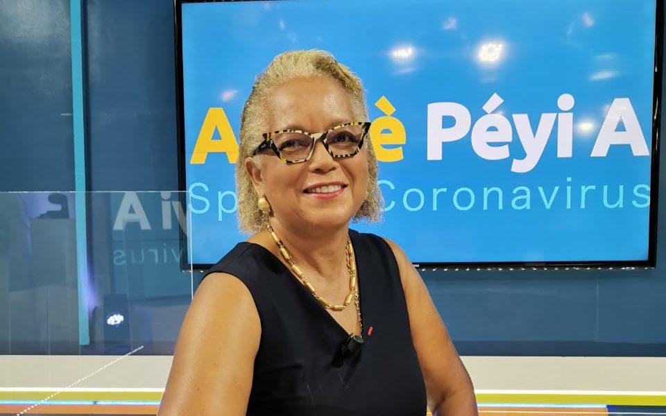 Interview Francette Florimond An Tjè Peyi A sur viàATV