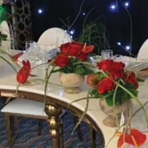 Réception : Chapiteaux Caraïbes Express suit les tendances