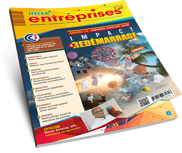 Magazine Interentreprises Avril / Août 2020 – N°166