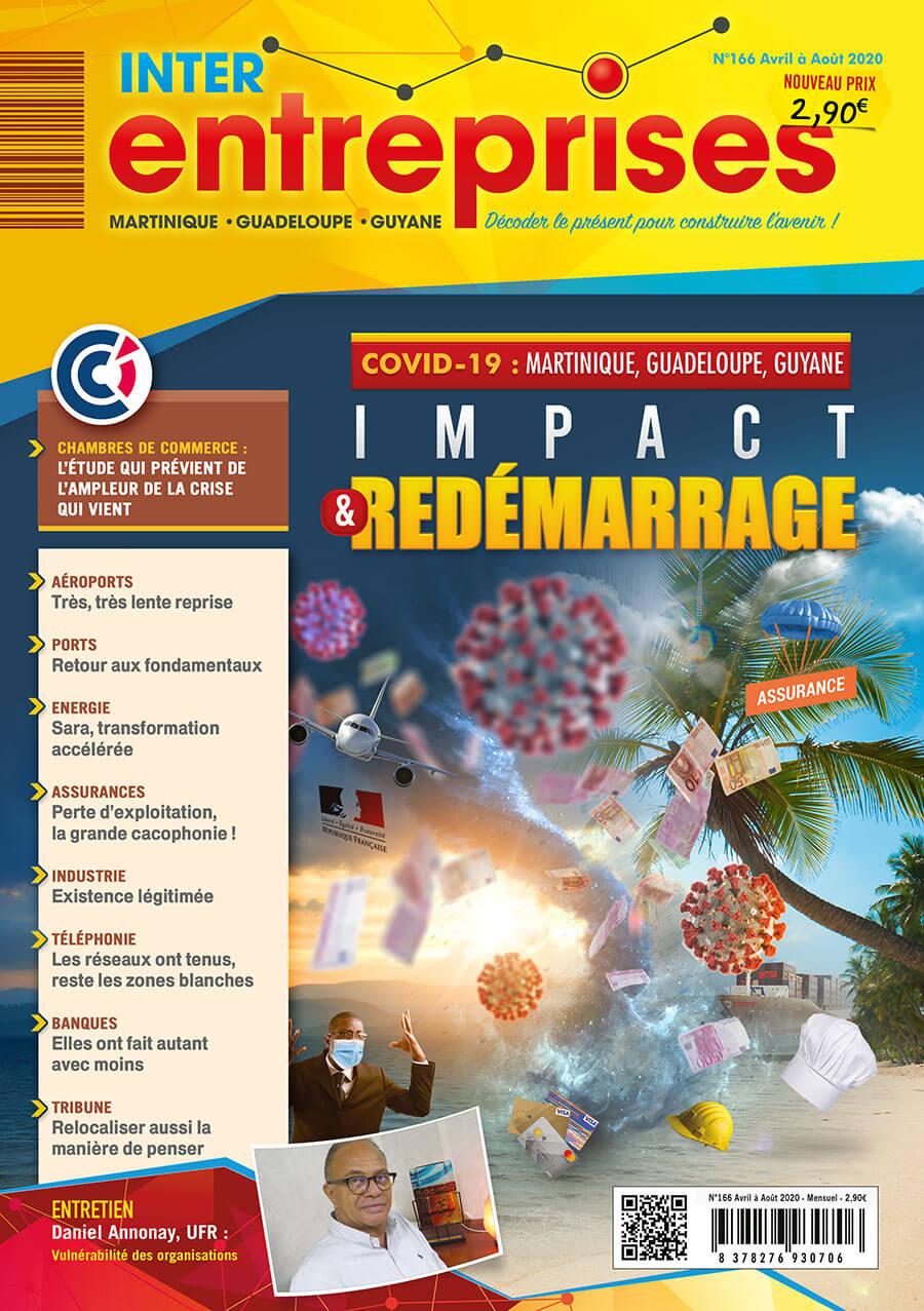 Magazine Interentreprises Avril / Août 2020 – N°166