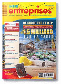 Magazine Interentreprises Septembre 2020 – N°167