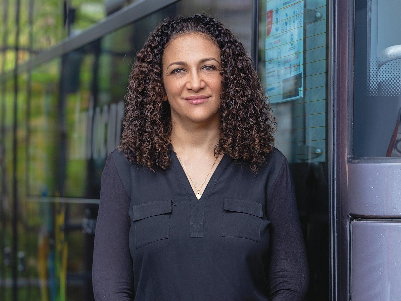 """Carine Sinaï-Bossou, présidente de la CCI de Guyane : """"Le moral des chefs d'entreprise est au plus bas"""""""