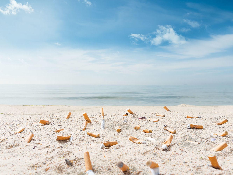 Pollution des plages : l'Europe fixe un seuil