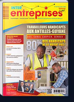 Magazine Interentreprises Novembre 2020 – N°169