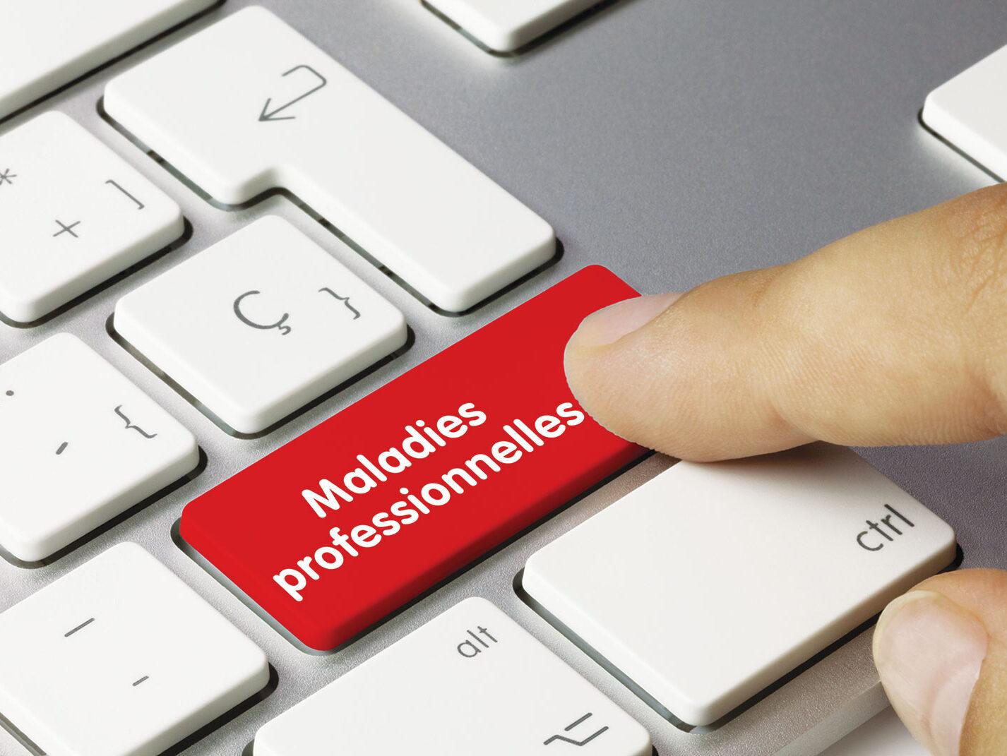 Accident du travail/maladie professionnelle : compte en ligne obligatoire !