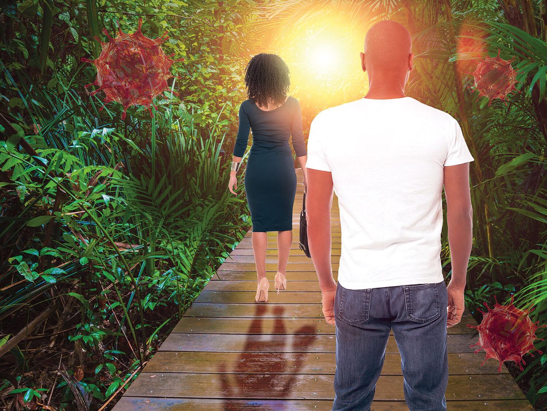 Rebond après la crise du coronavirus aux Antilles- Guyane : un chemin existe !