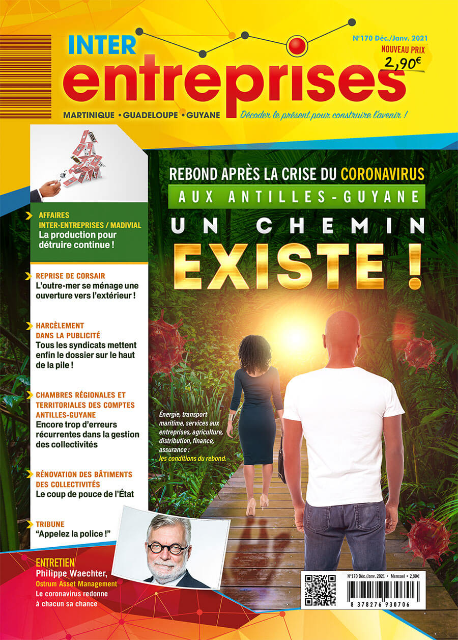 Magazine Interentreprises Décembre 2020 – N°170