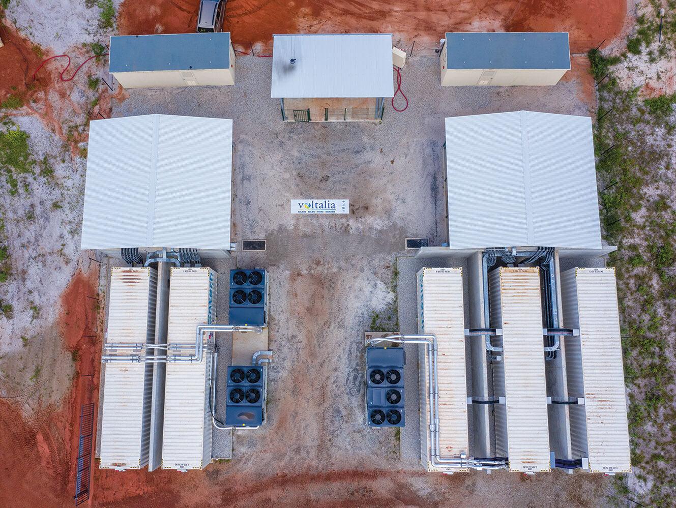 Photovoltaïque en Guyane : Voltalia inaugure une nouvelle centrale à Mana