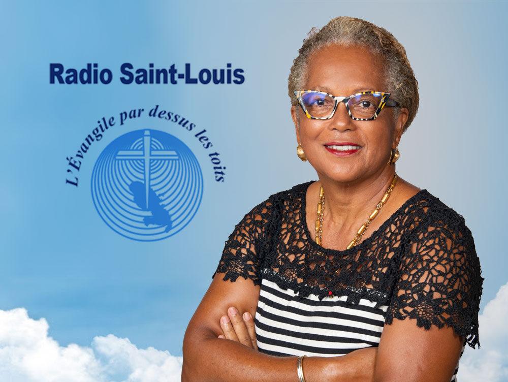 Francette florimond sur Radio St-Louis