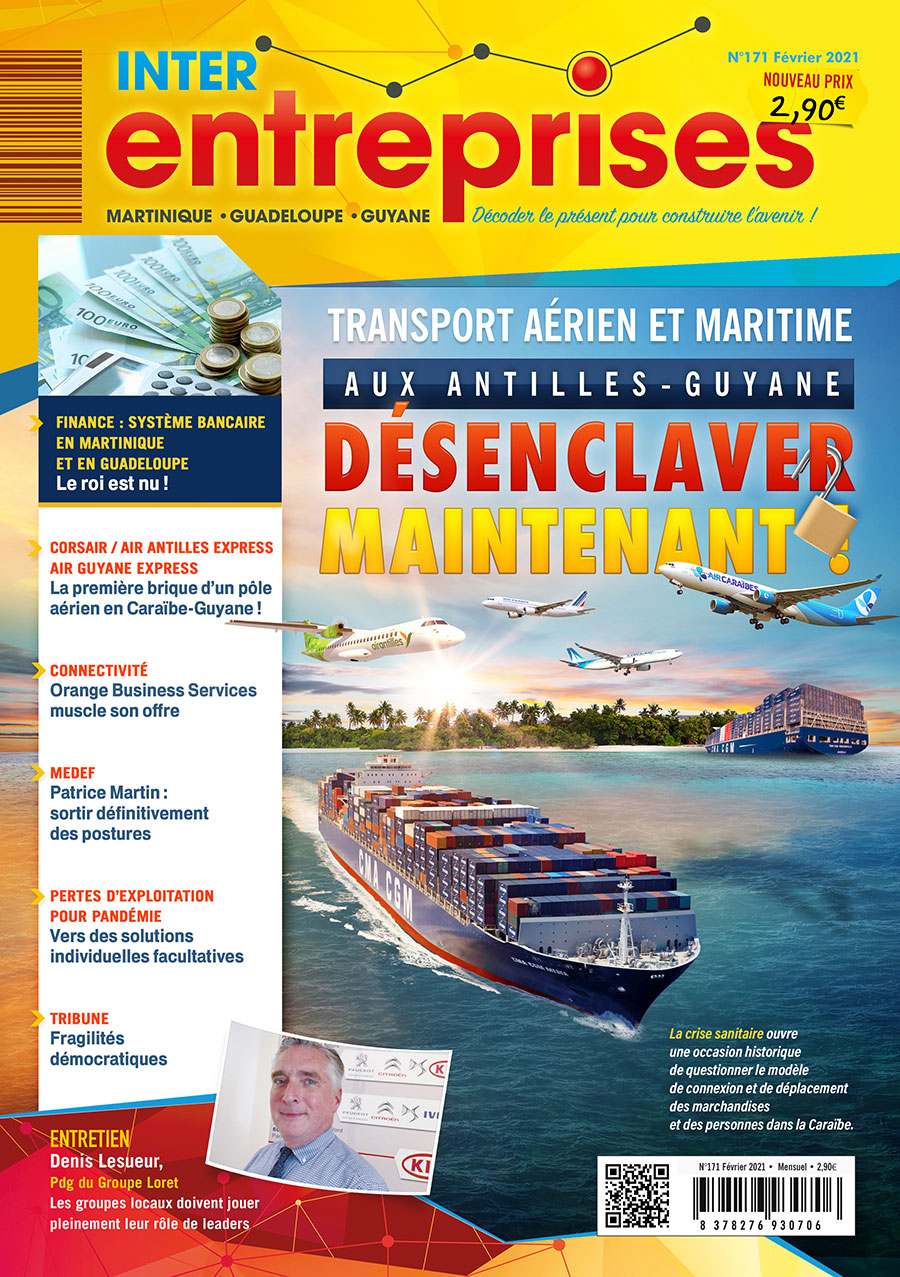 Magazine Interentreprises Février 2021 – N°171
