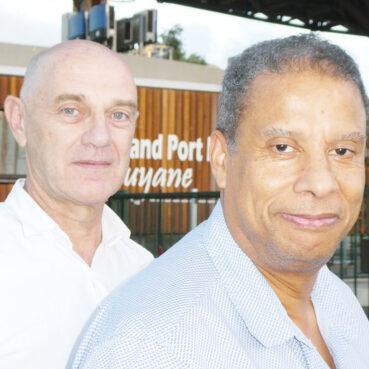 Grand port maritime de Guyane en 2020