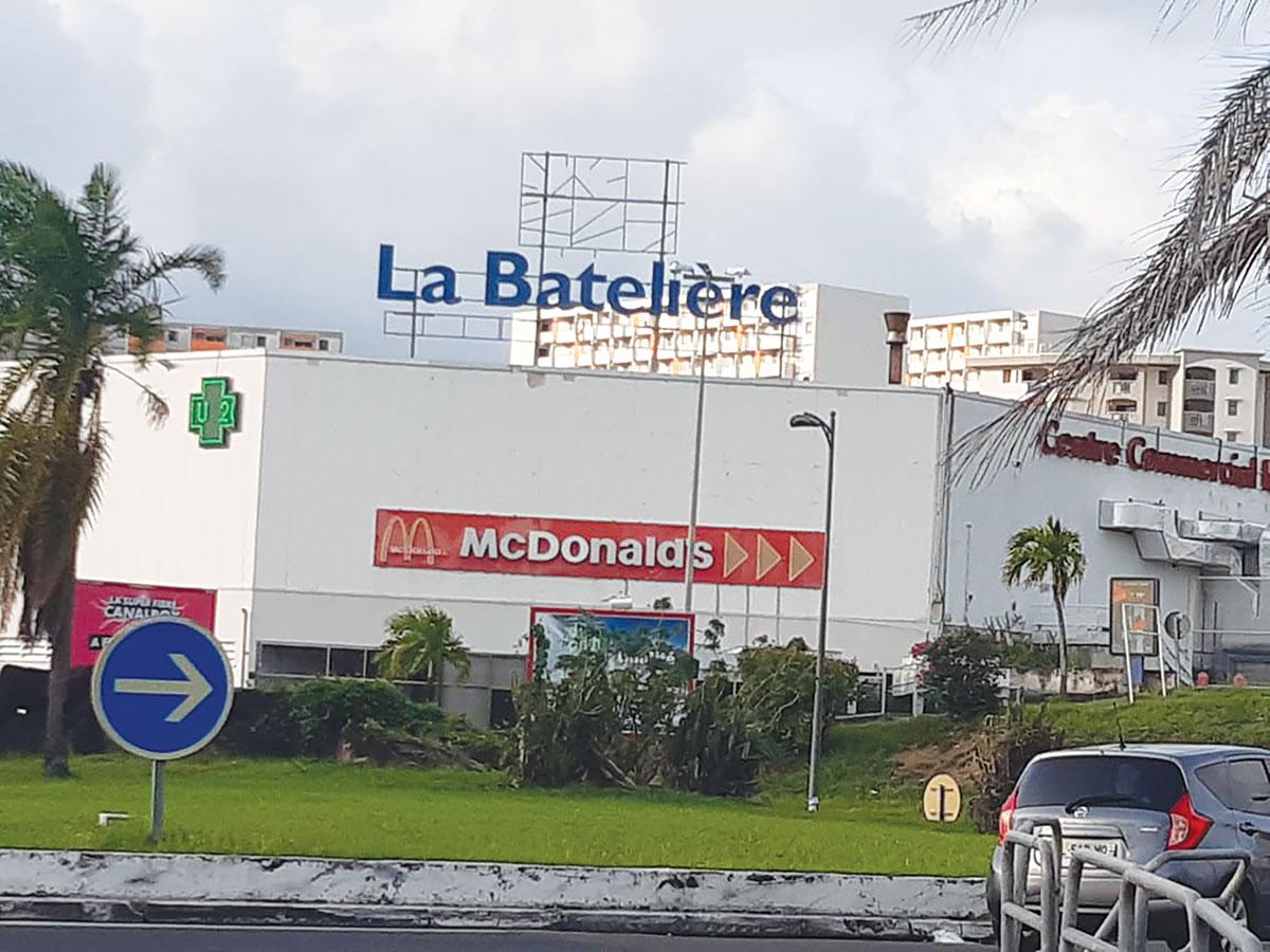La Batelière interdite d'enseigne Leclerc ou la jurisprudence Euromarché !