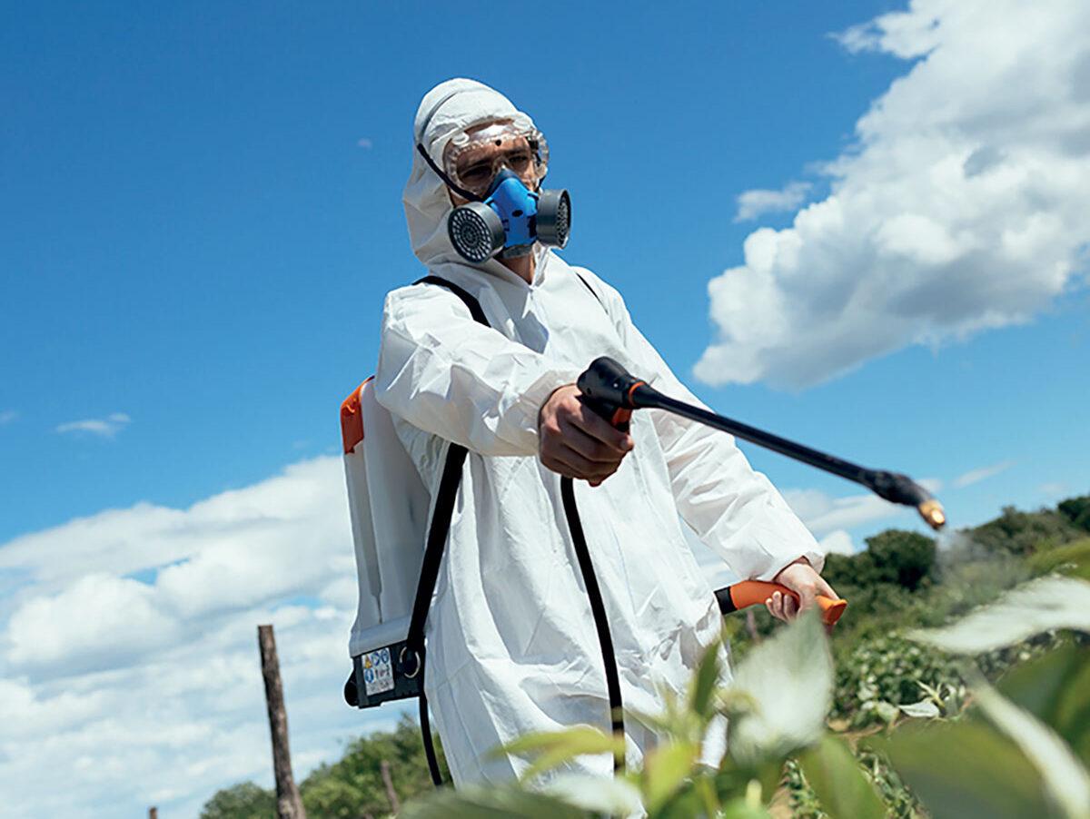 Pesticides dans l'air confirmés en outre-mer